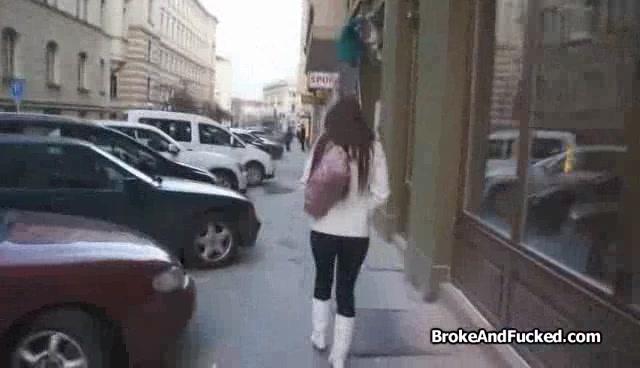 Русский пикап эрик секс в подъезде